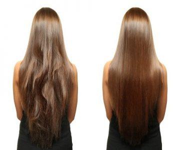 Hair botox nega las